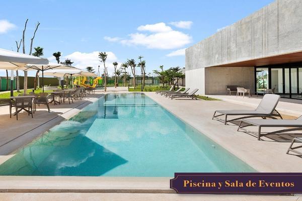 Foto de departamento en venta en  , cholul, mérida, yucatán, 15225557 No. 08