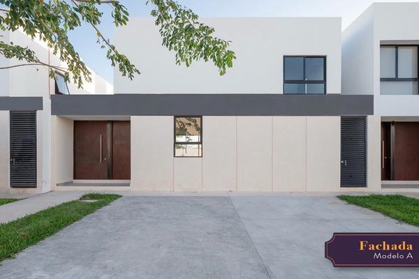 Foto de casa en venta en  , cholul, mérida, yucatán, 15225565 No. 01