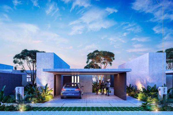 Foto de casa en venta en  , cholul, mérida, yucatán, 15230774 No. 01
