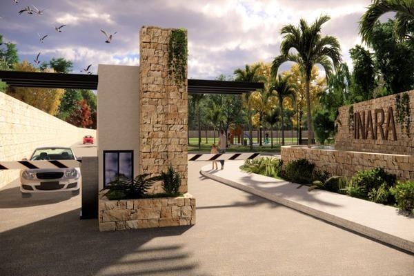 Foto de terreno habitacional en venta en  , cholul, mérida, yucatán, 15231200 No. 01