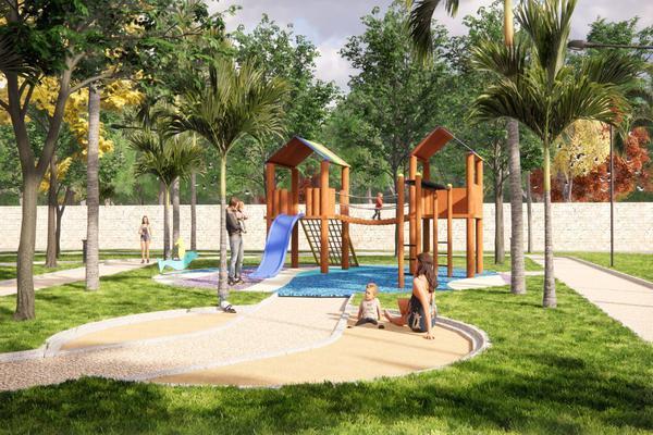 Foto de terreno habitacional en venta en  , cholul, mérida, yucatán, 15231200 No. 04