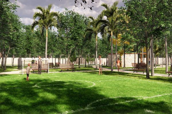 Foto de terreno habitacional en venta en  , cholul, mérida, yucatán, 15231200 No. 06