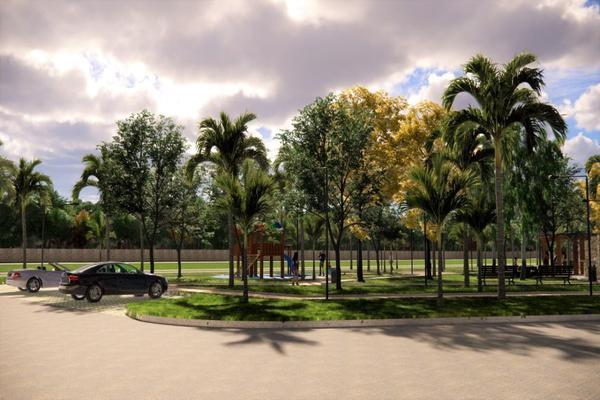 Foto de terreno habitacional en venta en  , cholul, mérida, yucatán, 15231200 No. 08