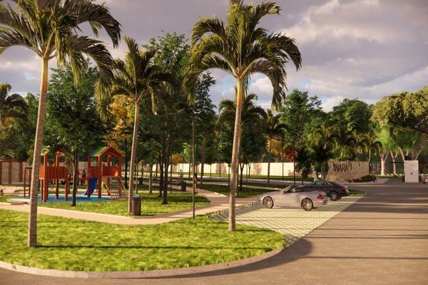 Foto de terreno habitacional en venta en  , cholul, mérida, yucatán, 15231200 No. 12