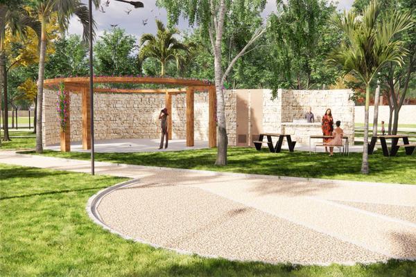 Foto de terreno habitacional en venta en  , cholul, mérida, yucatán, 15231200 No. 13