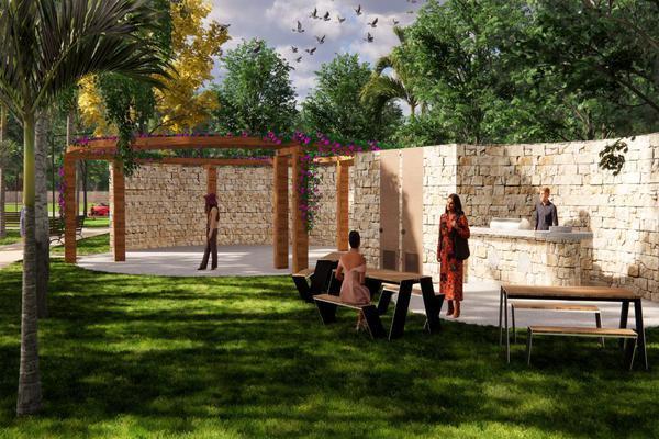 Foto de terreno habitacional en venta en  , cholul, mérida, yucatán, 15231200 No. 14