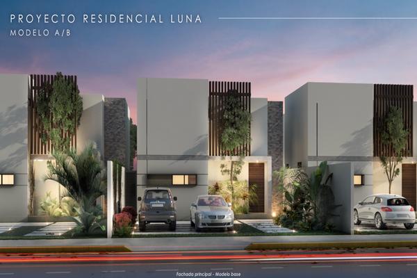Foto de casa en venta en  , cholul, mérida, yucatán, 15234464 No. 01