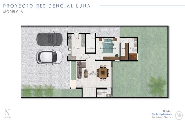 Foto de casa en venta en  , cholul, mérida, yucatán, 15234464 No. 06