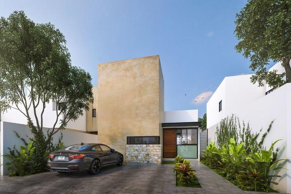 Foto de casa en venta en  , cholul, mérida, yucatán, 15236065 No. 01