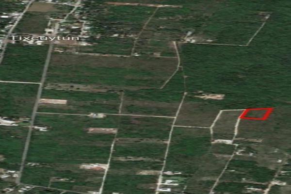 Foto de terreno habitacional en venta en  , cholul, mérida, yucatán, 18574227 No. 01