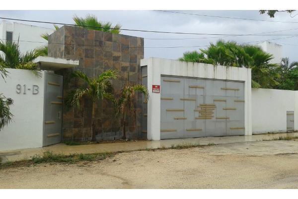 Foto de casa en venta en  , cholul, mérida, yucatán, 1960340 No. 01