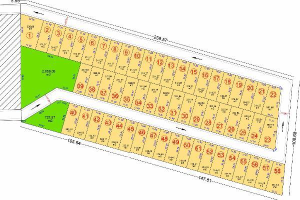 Foto de terreno habitacional en venta en  , cholul, mérida, yucatán, 2628854 No. 04