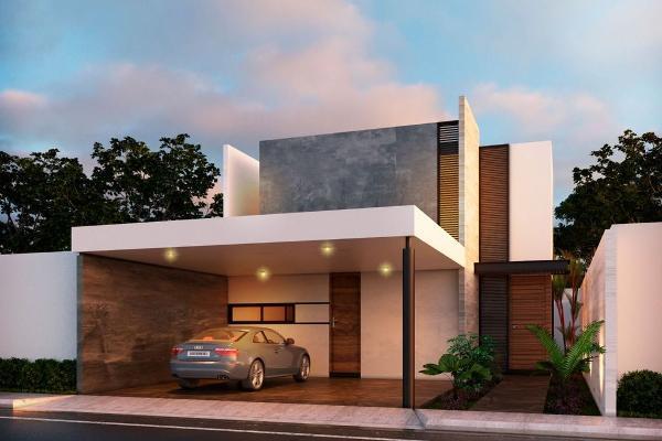Foto de casa en venta en  , cholul, mérida, yucatán, 3047487 No. 01