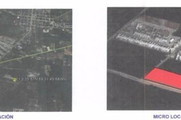 Foto de terreno habitacional en venta en  , cholul, mérida, yucatán, 3066050 No. 02