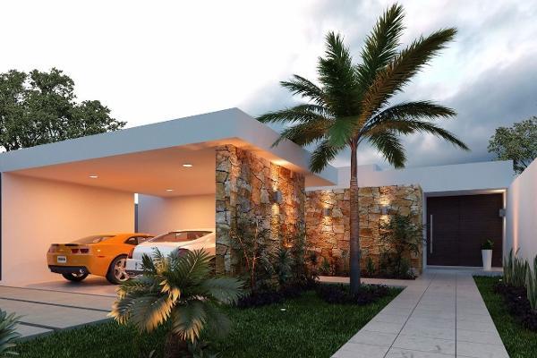 Foto de casa en venta en  , cholul, mérida, yucatán, 3110496 No. 01