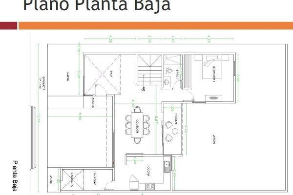 Foto de casa en venta en  , cholul, mérida, yucatán, 3157200 No. 09