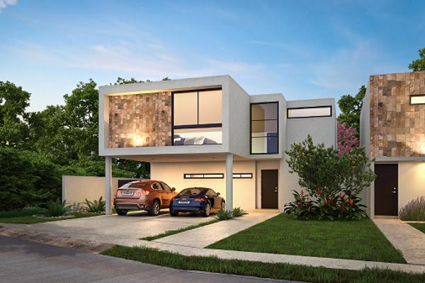 Foto de casa en venta en  , cholul, mérida, yucatán, 3218803 No. 01