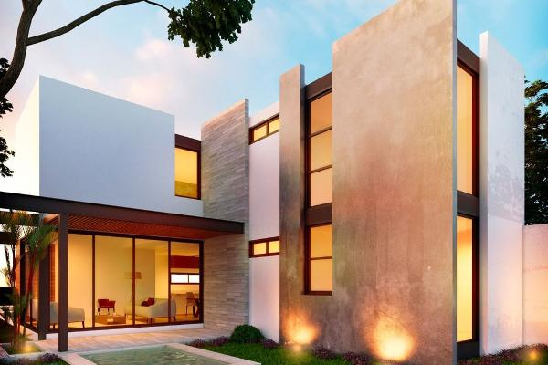 Foto de casa en venta en  , cholul, mérida, yucatán, 3425664 No. 01
