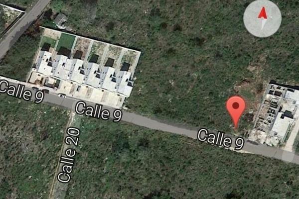 Foto de terreno habitacional en venta en  , cholul, mérida, yucatán, 3426437 No. 01