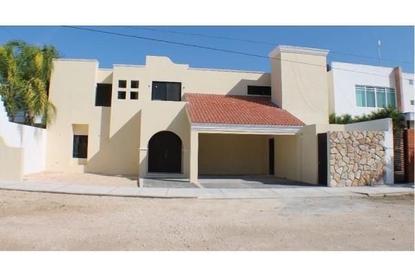 Foto de casa en venta en  , cholul, mérida, yucatán, 3495703 No. 01