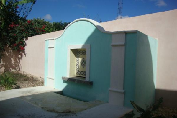 Foto de casa en venta en  , cholul, mérida, yucatán, 3495703 No. 08