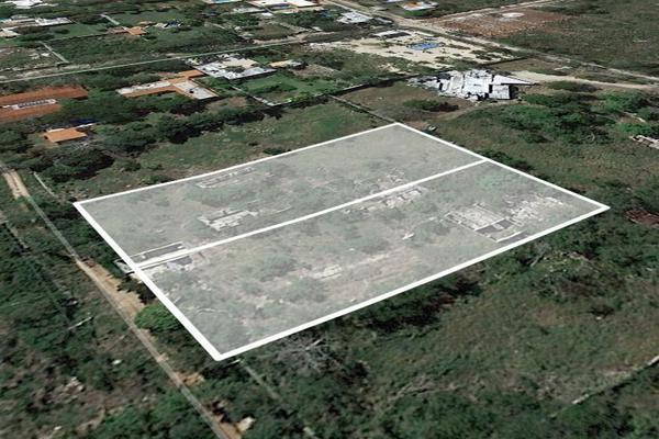 Foto de terreno habitacional en venta en  , cholul, mérida, yucatán, 3646170 No. 01