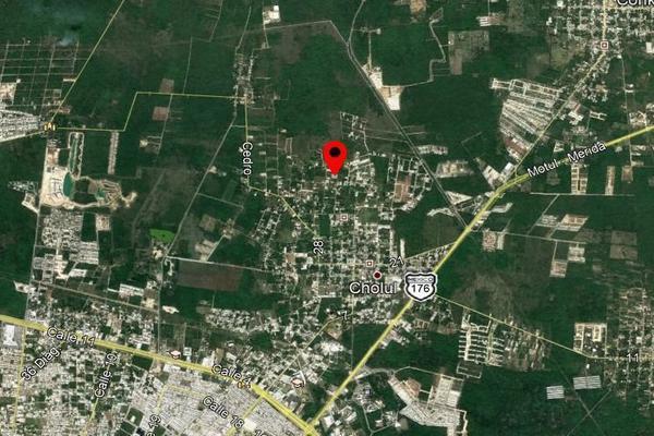 Foto de terreno habitacional en venta en  , cholul, mérida, yucatán, 3646170 No. 04