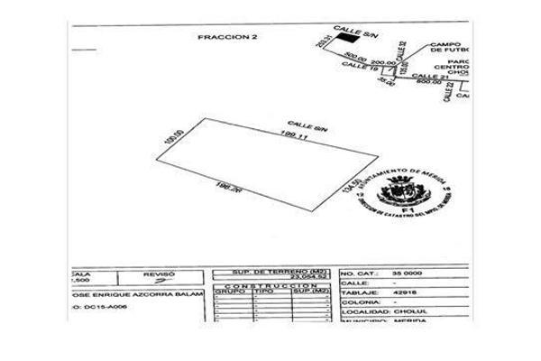 Foto de terreno habitacional en venta en  , cholul, mérida, yucatán, 3674799 No. 04