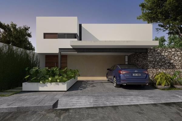 Foto de casa en venta en  , cholul, mérida, yucatán, 4237123 No. 01