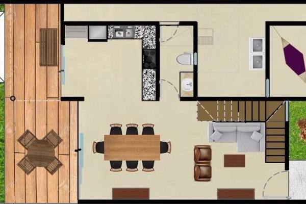 Foto de casa en venta en  , cholul, mérida, yucatán, 4237123 No. 08