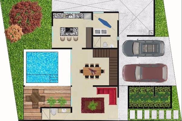 Foto de casa en venta en  , cholul, mérida, yucatán, 4237123 No. 10