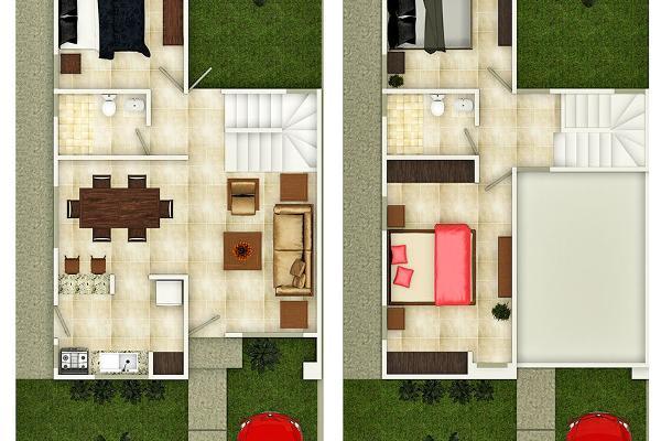 Foto de casa en venta en  , cholul, mérida, yucatán, 4338048 No. 12
