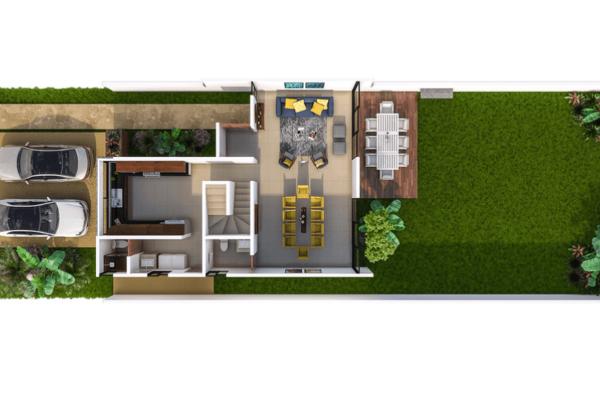 Foto de casa en venta en  , cholul, mérida, yucatán, 4561608 No. 04