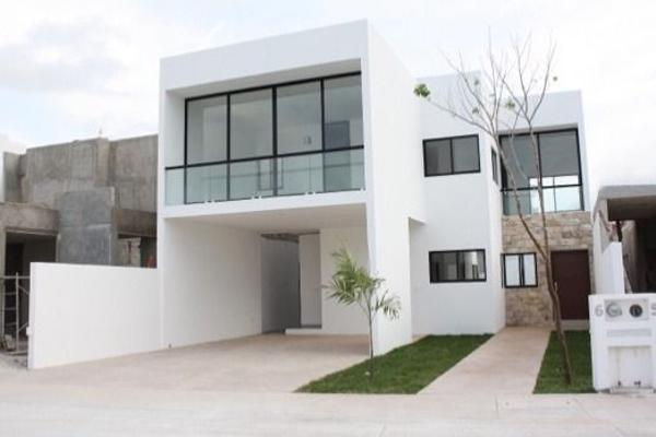 Foto de casa en venta en  , cholul, mérida, yucatán, 4631890 No. 01