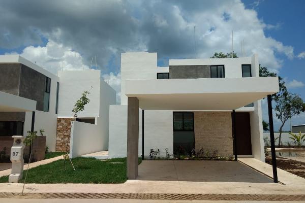 Foto de casa en venta en  , cholul, mérida, yucatán, 4632985 No. 01