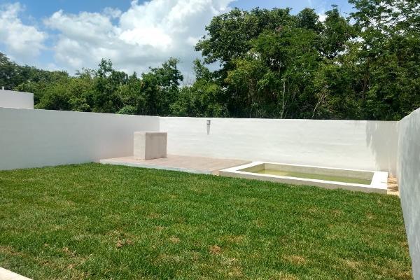 Foto de casa en venta en  , cholul, mérida, yucatán, 4632985 No. 06