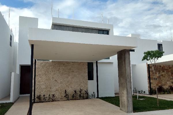 Foto de casa en venta en  , cholul, mérida, yucatán, 4636559 No. 01