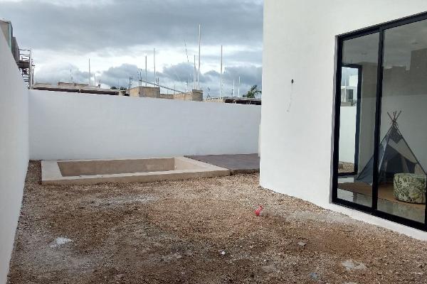 Foto de casa en venta en  , cholul, mérida, yucatán, 4636559 No. 06