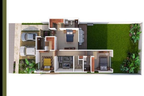 Foto de casa en venta en  , cholul, mérida, yucatán, 4636559 No. 21