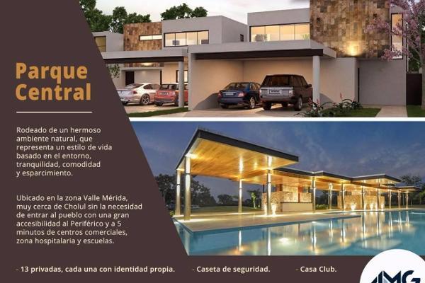 Foto de casa en venta en  , cholul, mérida, yucatán, 4638425 No. 02