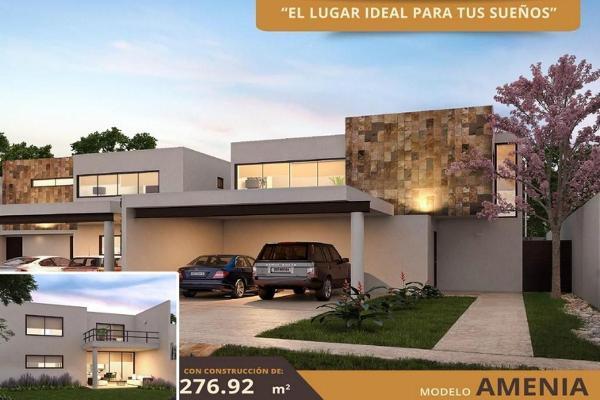 Foto de casa en venta en  , cholul, mérida, yucatán, 4638425 No. 03