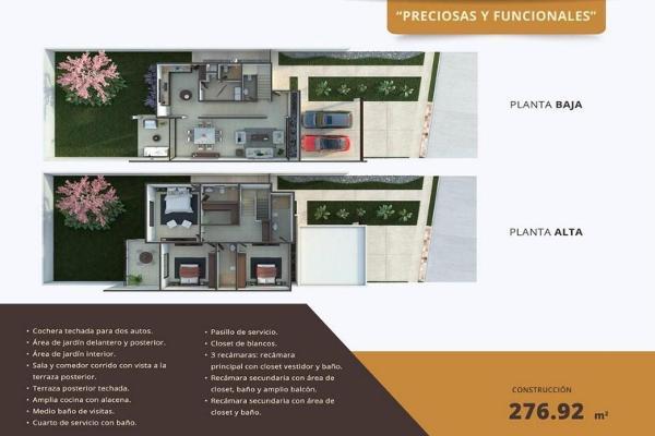 Foto de casa en venta en  , cholul, mérida, yucatán, 4638425 No. 13