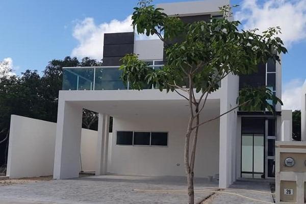 Foto de casa en venta en  , cholul, mérida, yucatán, 4642270 No. 01