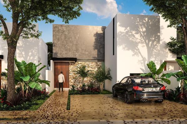 Foto de casa en venta en  , cholul, mérida, yucatán, 4642742 No. 01