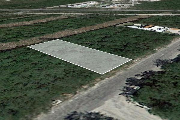 Foto de terreno habitacional en venta en  , cholul, mérida, yucatán, 4658219 No. 01
