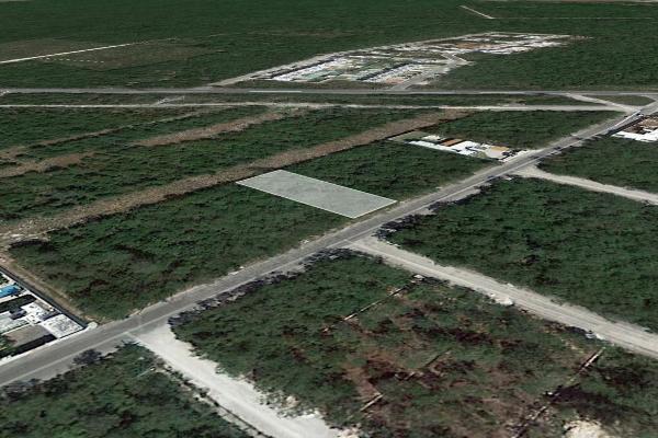 Foto de terreno habitacional en venta en  , cholul, mérida, yucatán, 4658219 No. 02