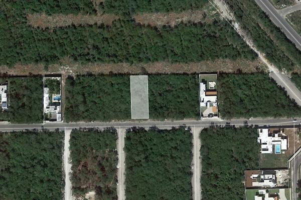 Foto de terreno habitacional en venta en  , cholul, mérida, yucatán, 4658219 No. 03