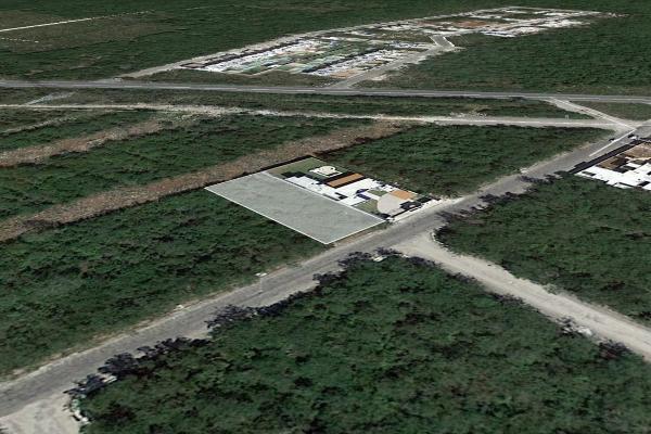 Foto de terreno habitacional en venta en  , cholul, mérida, yucatán, 4663307 No. 02