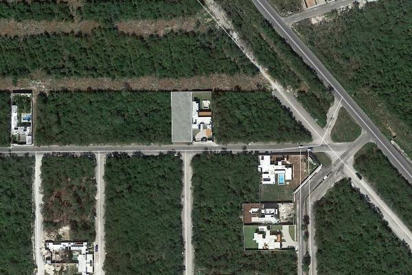 Foto de terreno habitacional en venta en  , cholul, mérida, yucatán, 4663307 No. 03