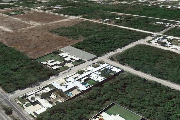 Foto de terreno habitacional en venta en  , cholul, mérida, yucatán, 4663502 No. 02
